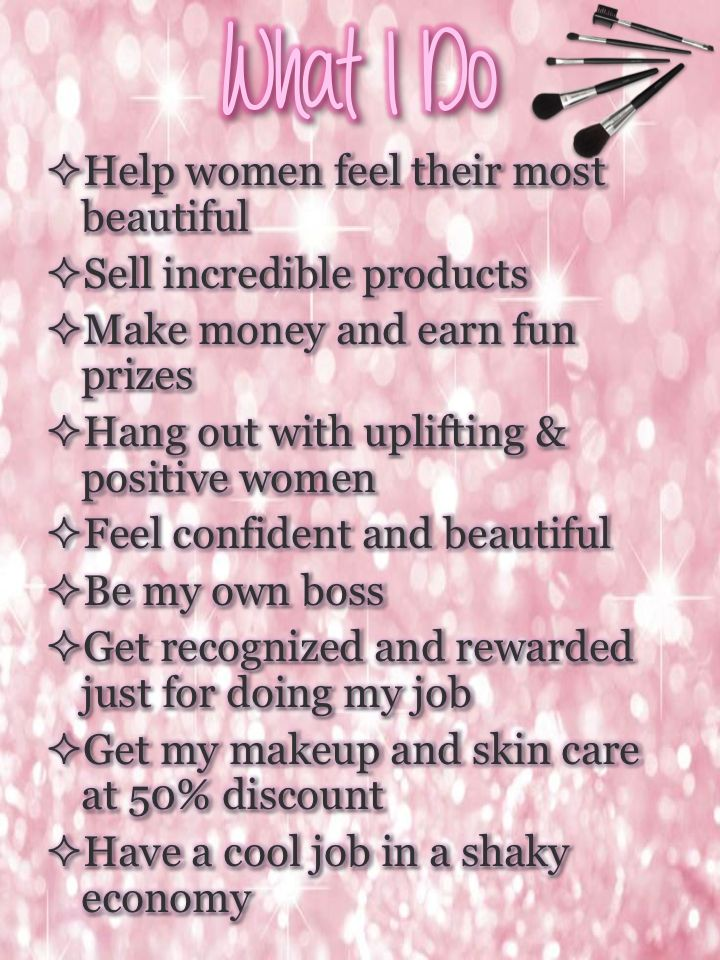 Mary Kay Recruiting. Let me help you with all your Mary Kay needs and questions!