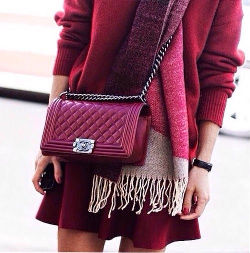 13 seconds of imagination: Autumn Inspiration: Burgundy