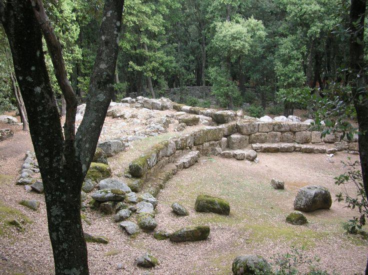 Giant's Tomb in Selene park, Lanusei #Ogliastra #Sardinia #italy