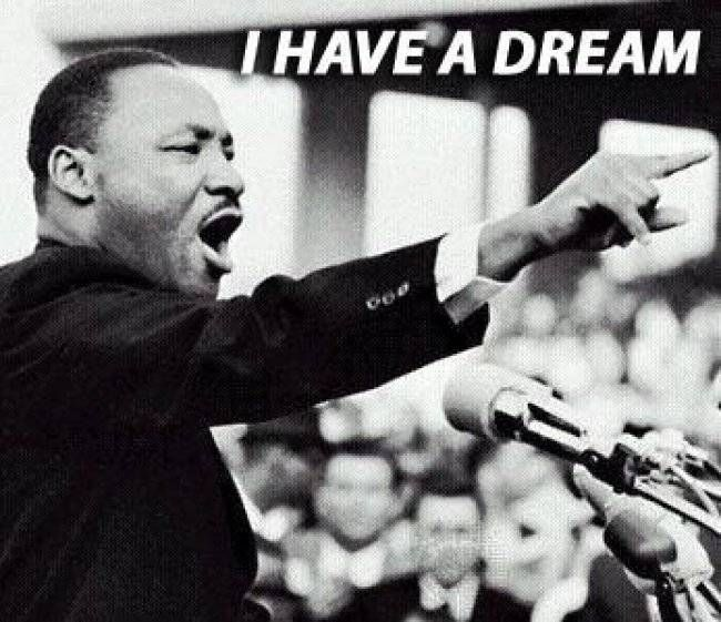 51 years ago today Martin Luther King Jr. delivered his 'I Have a Dream' speech #thisdayinhistory