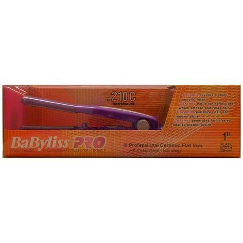 BaBylissPRO Professional Ceramic Flat Iron 25mm