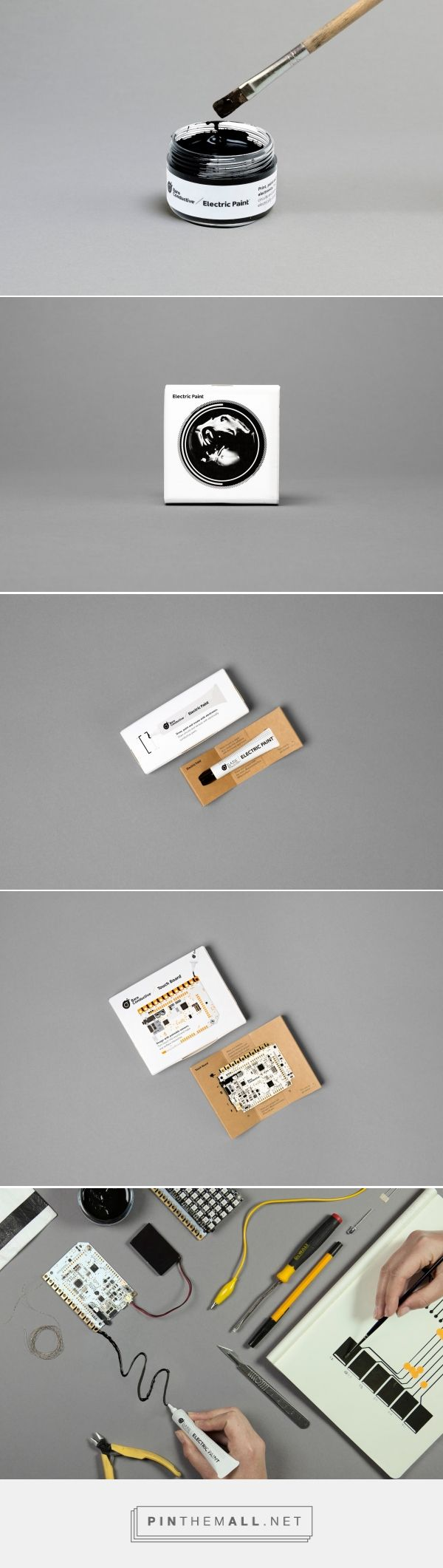Bare Conductive - Packaging of the World - Creative Package Design Gallery - http://www.packagingoftheworld.com/2017/05/bare-conductive.html