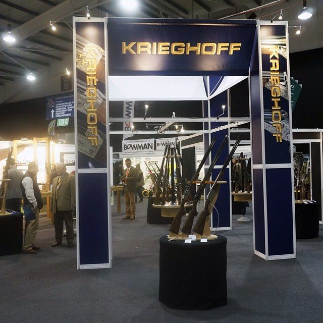 The K-80 Parcours was first shown at The British Shooting Show 2012 and it was a instant success. So Krieghoff took the opportunity to launch the new Krieghoff K-20 Parcours at The Great British Shooting Show 2016. And I think it's safe to say it went down very well with the show visitors. Buy you tickets now for the 2017 show! shootingshow.co.uk #Krieghoff #K20 #Parcours #Shotguns #Competition #Sporting #Rifles #Shoots #Firearms #Performance #BritishShootingShow #ShootingShow #BSS
