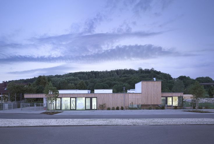 Image 1 of 18 from gallery of Kinderhouse Arche Noah / Liebel Architekten BDA. Photograph by Michael Schnell