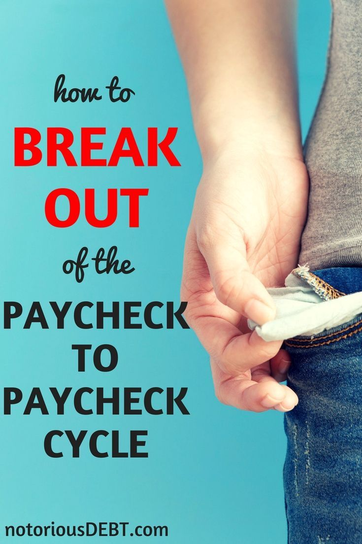 This is the EXACT blueprint I used to get out of the paycheck to paycheck cycle. Goodbye, stress!