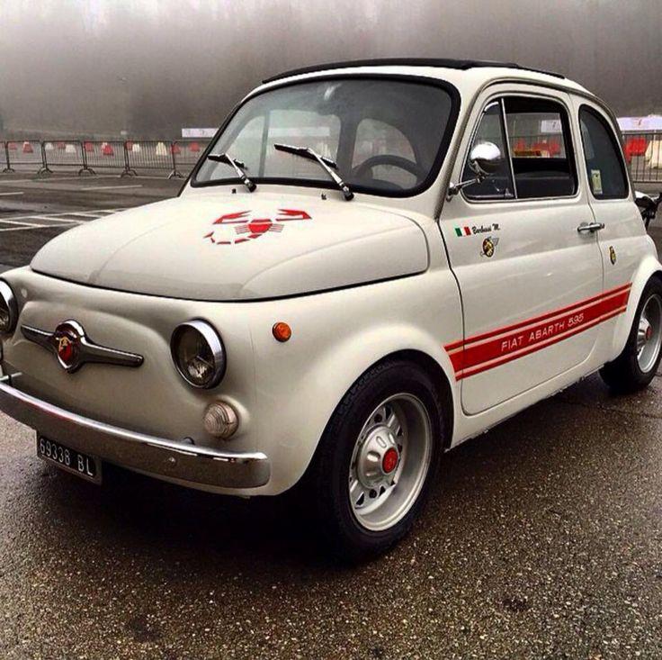 441 Best Fiat 500 Images On Pinterest