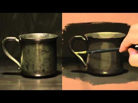 Learn How To Paint In Oil -  Oil Painting Lessons