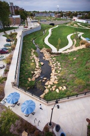 17 best images about wed detention basin landscape on for Design of stormwater detention ponds