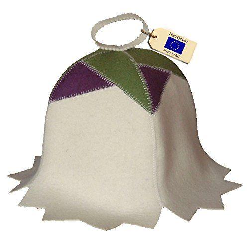 MODERN SAUNA HAT -     https://portablesaunas.today/index.php/product/allforsauna-sauna-hat-russian-banya-cap-100-wool-felt-modern-lightweight-head-protection-for-men-and-women-designer-2/