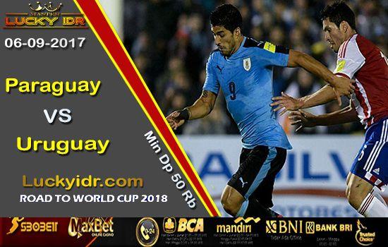 Prediksi Piala Dunia Paraguay vs Uruguay 06 Sep 2017 | Tangkas Online Terbesar