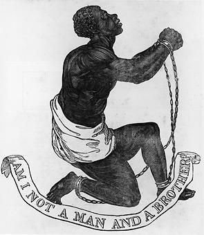 this is and illustration of how the slaves were feeling hurt from being opressed for so long.  some slaves protested peacefully and some very violently and sadly it ended up in their deaths.:
