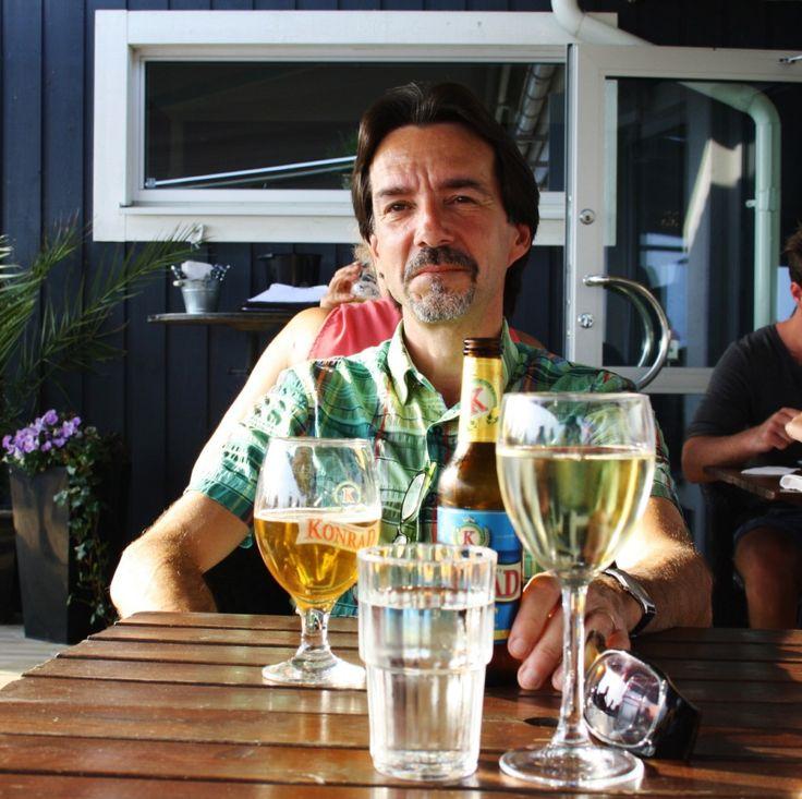 Middag på Marinan i Ystad