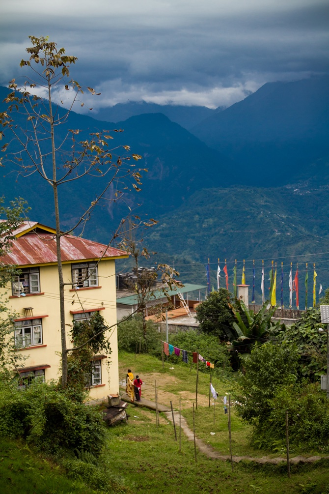Sikkim. Explore Eastern India with us! http://www.kennethphotography.com/india