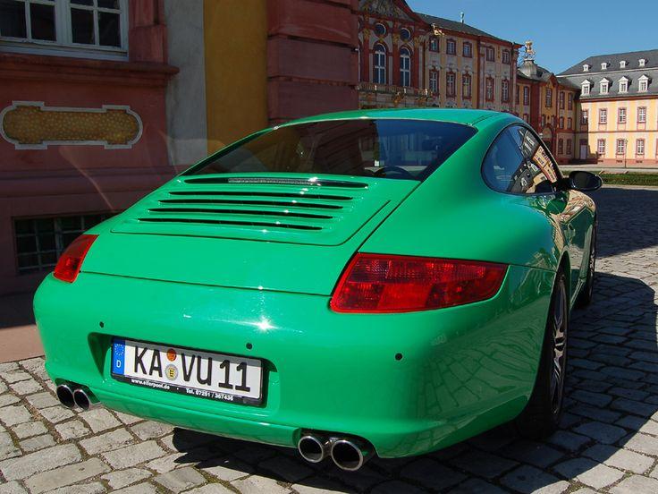2006 911 (997) Carrera 2S