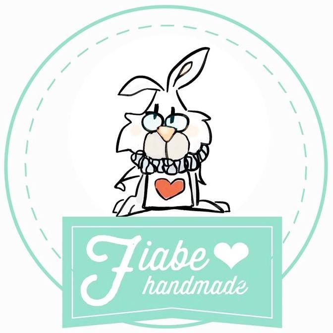 Fiabe handmade logo Il logo perfetto per le mie creazioni <3 the white rabbit #aliceinwonderland #bianconiglio