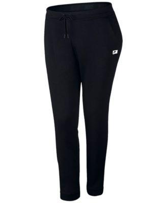 NIKE Nike Plus Size Sportswear Modern Pants. #nike #cloth # pants