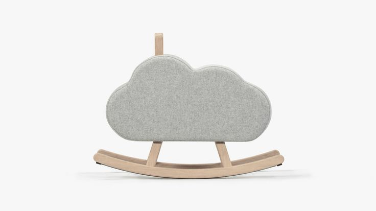 Lovely toys from Dutch brand Maison Deux made out of French oak and upholstered in Divina MD textile from Kvadrat