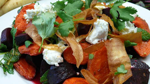 Moroccan Style Winter Salad | The Biggest Loser Club