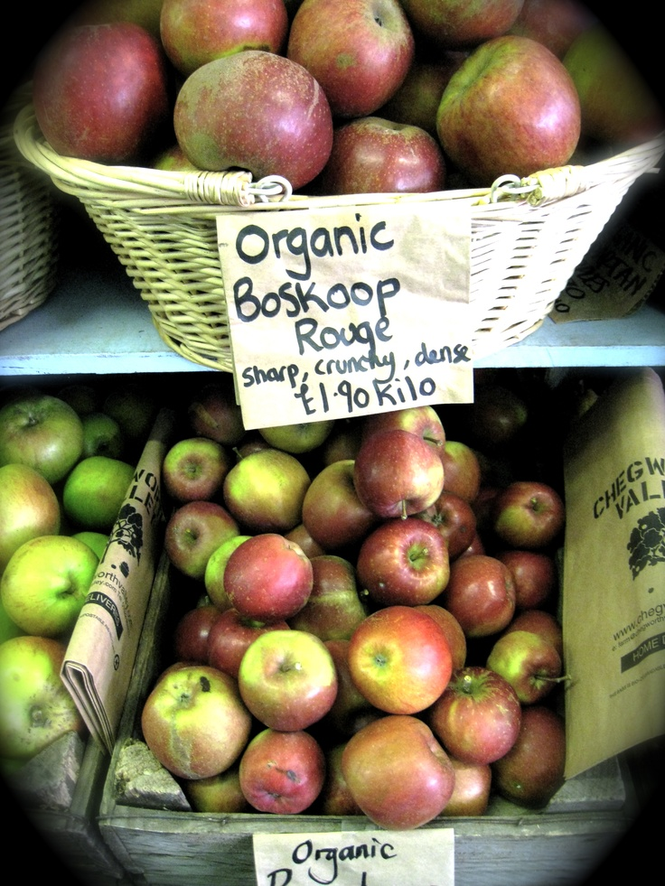 Organic affordable food in Notting Hill