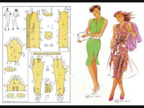 Corte de oro - YouTube | Costura | Needle, thread, Vintage ...
