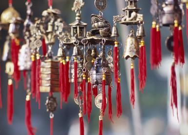 2017 Feng Shui Lucky Charms: Feng shui offers a variety of lucky charms to improve your energy in the current year.
