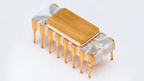 The Story of the Intel® 4004