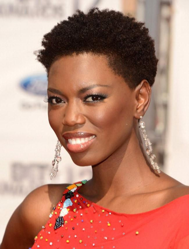 8 best Black Afro short hairstyles images on Pinterest | African ...