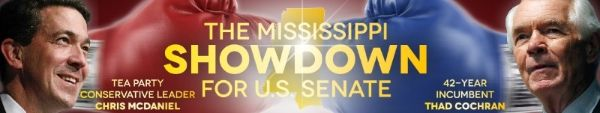 Are they breaking the law to save Thad Cochran in Mississippi?!