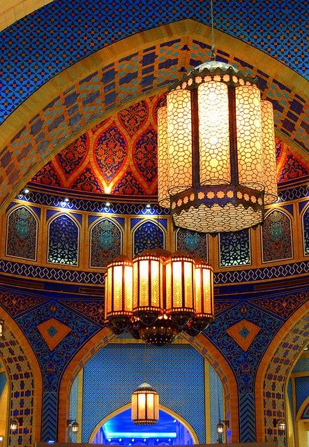 Stunning!! Ibn Battuta Shopping Mall, Dubai #dubai #uae