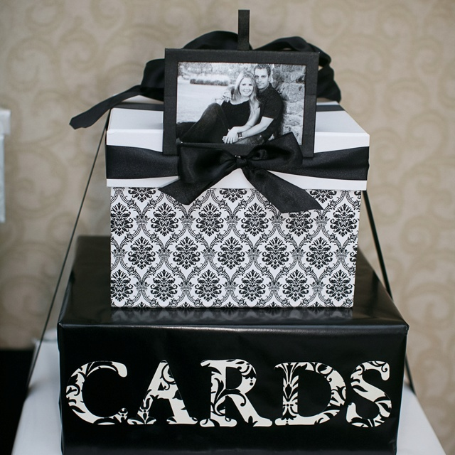 Card Boxes Wedding Gift Idea: Card Box Idea For Katie's Sweet 16