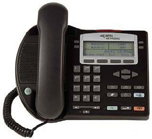 Nortel IP Phone 2002 (NTDU91BD70E6) by Nortel. $79.00