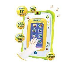 Console Storio 2 BABY coque offerte. Une tablette adaptée aux bébés pour la découverte avec des applications adaptée aux bébés (chansons, jeux)