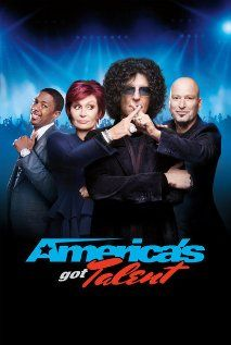 America's Got Talent: I always start to watch this and drop off mis season.  This year i am making it to the end!