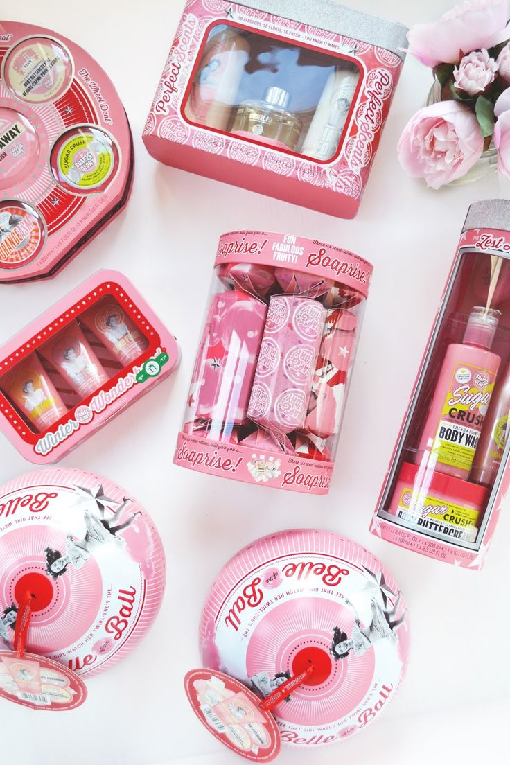 The Best Soap & Glory Christmas Gift Sets Christmas gift