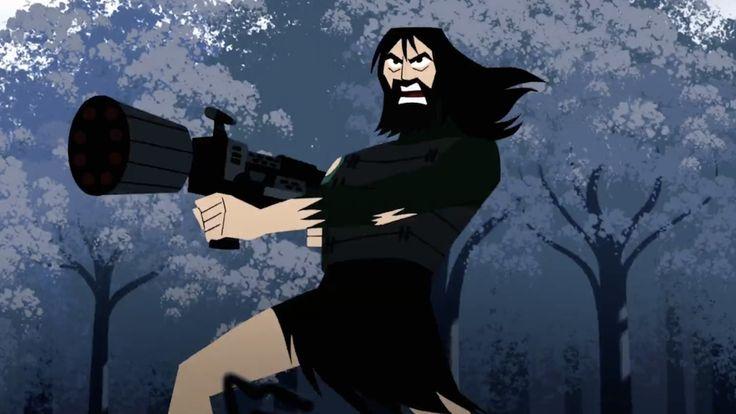 Samurai Jack - Season 5 Trailer - http://gamesitereviews.com/samurai-jack-season-5-trailer/