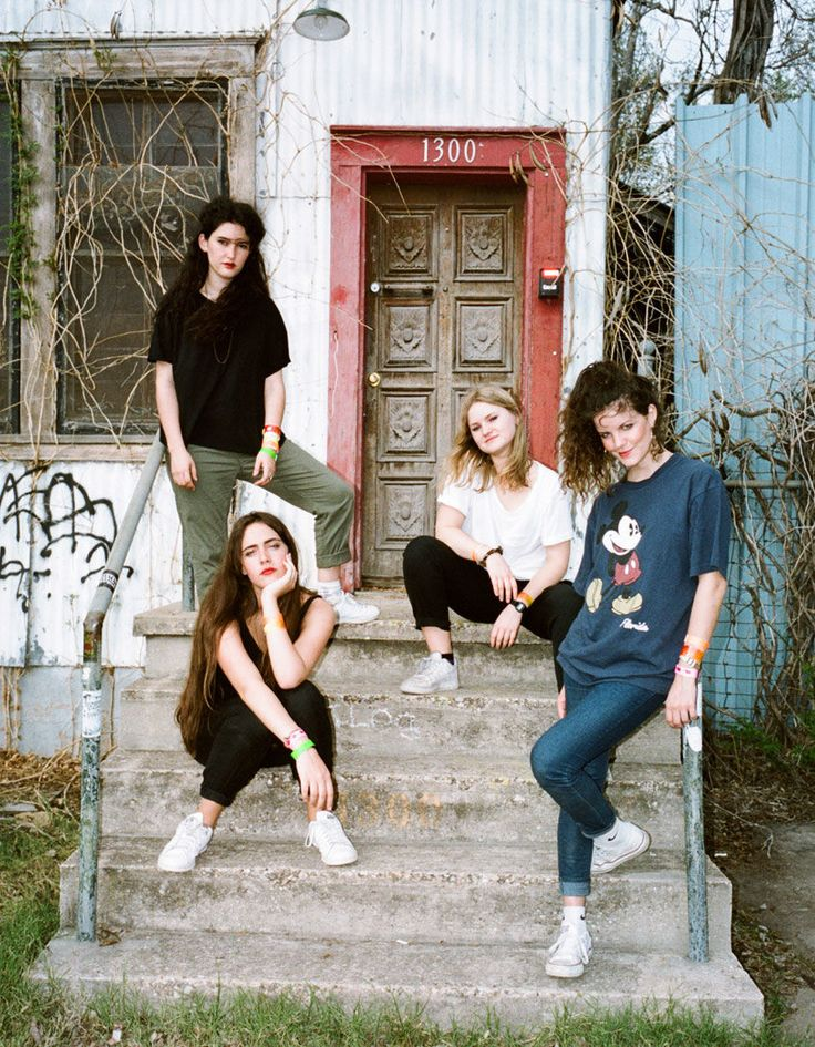 Artist to Watch: Hinds
