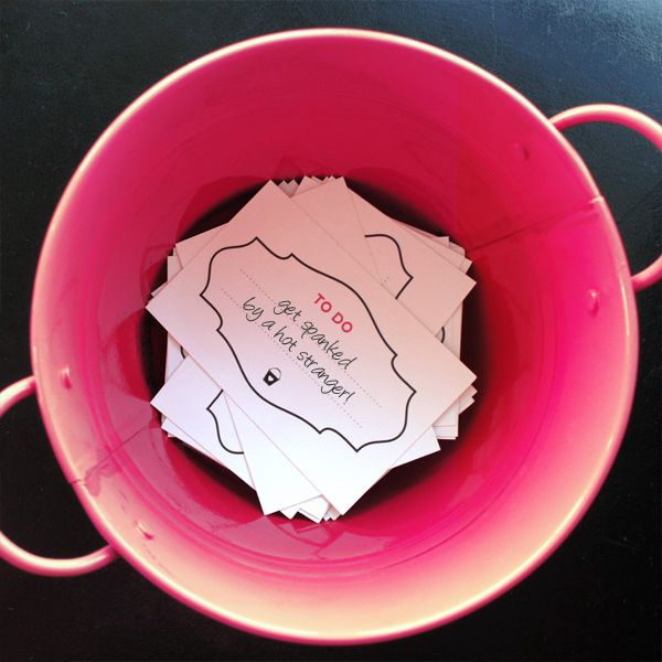 ✔ Final Things, Before the Ring ~ Bachelorette Bucket List. #bachelorette #party #games