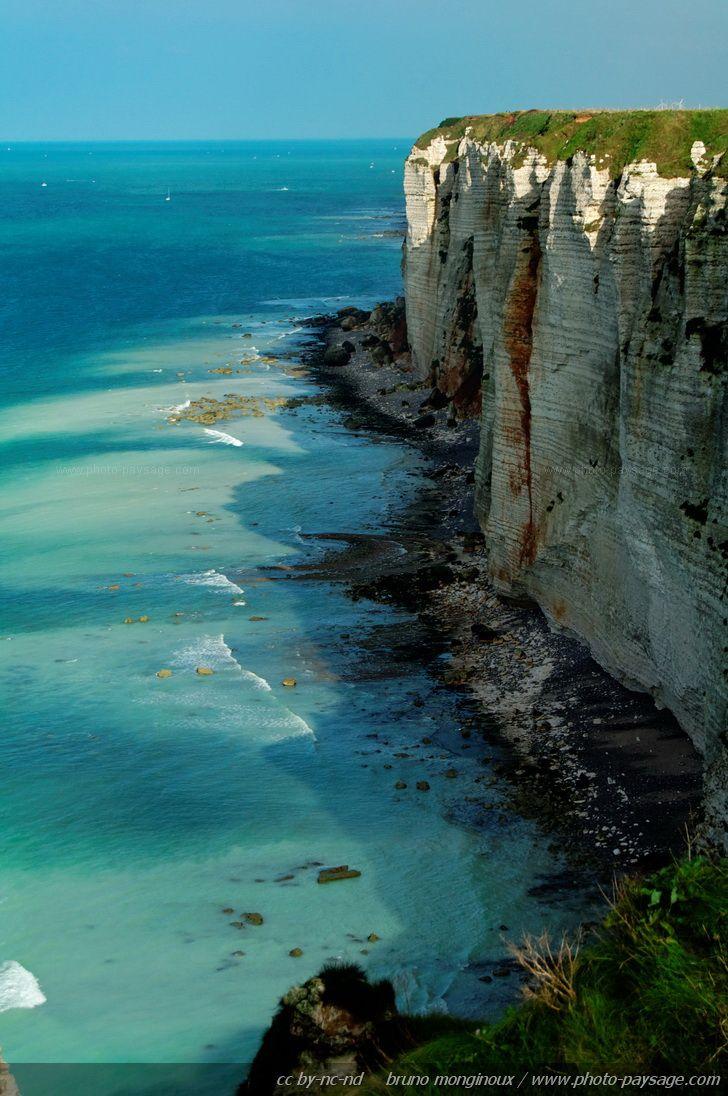 Falaises de Haute Normandie / Les plus belles photos de nature - PHOTO-PAYSAGE.COM