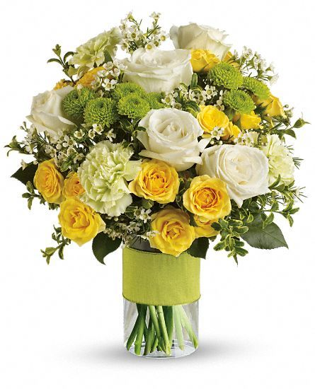 Your Sweet Smile by Teleflora Flowers, Your Sweet Smile by Teleflora Flower Bouquet - Teleflora.com