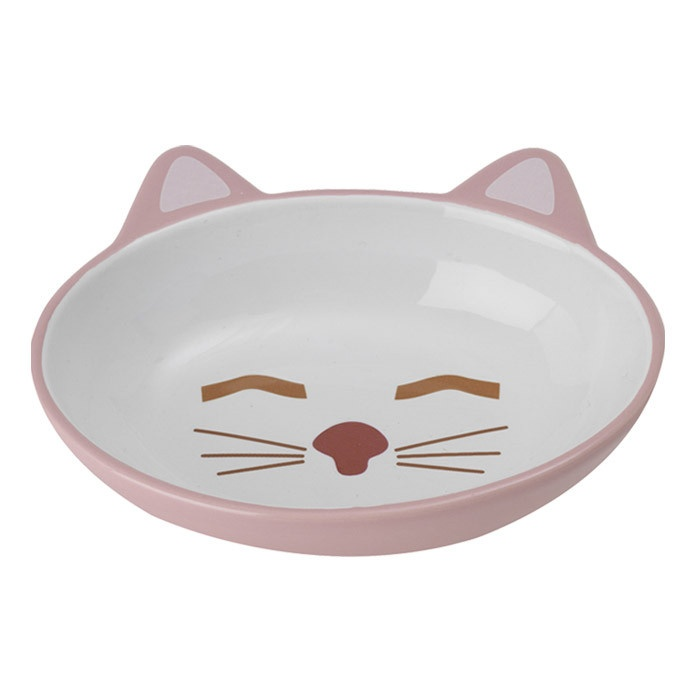 {Meow Pet Bowl} 'cause my kitties love to eat/drink out of kitty heads! :D