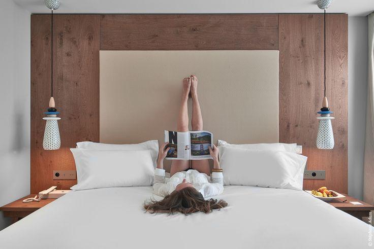 Photo d'architecture - Photographe professionnel du luxe Hotel Klub de Saint-Tropez © Stéphane Adam  stephane-adam.com/