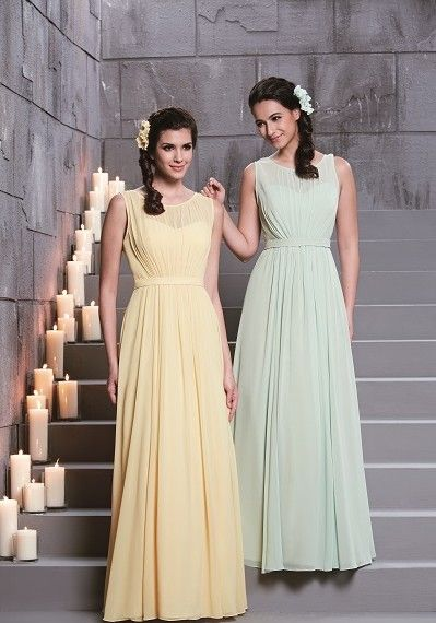 Kleid Brautjungfer – Veromia und D'zage - 1001 Hochzeiten