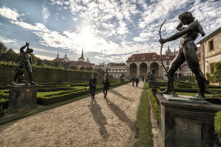 Wallenstein Garden (Valdštejnská zahrada) - Prague.eu