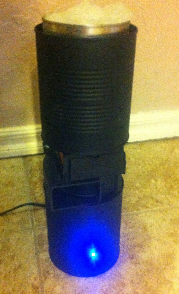 D'Bug's Life: Desktop Air Conditioning