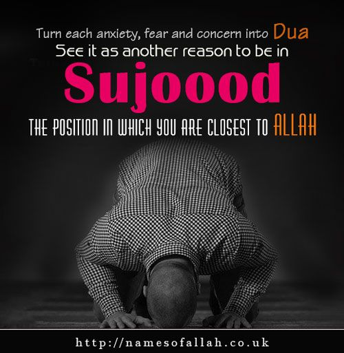 Top 20 Islamic Quotes about Sujood [Beauty of Sujood
