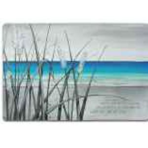 Lisa Pollock Seascapes plastic placemats, set of 4