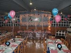 50's theme party