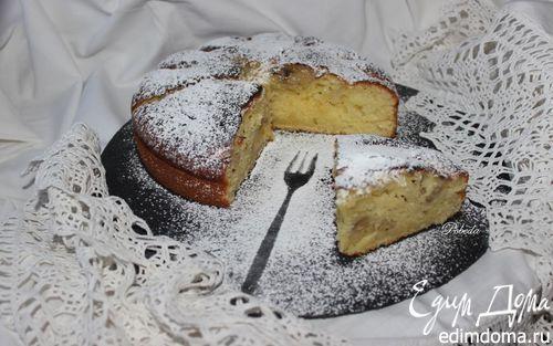 Нежнейший пирог с рикоттой | Кулинарные рецепты от «Едим дома!»