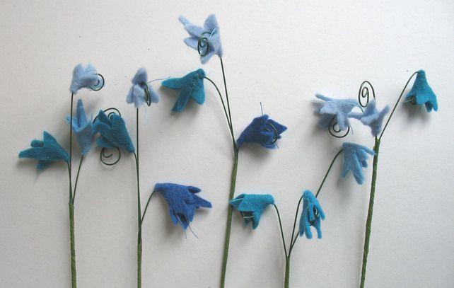 Blue bell Flowers £18.00
