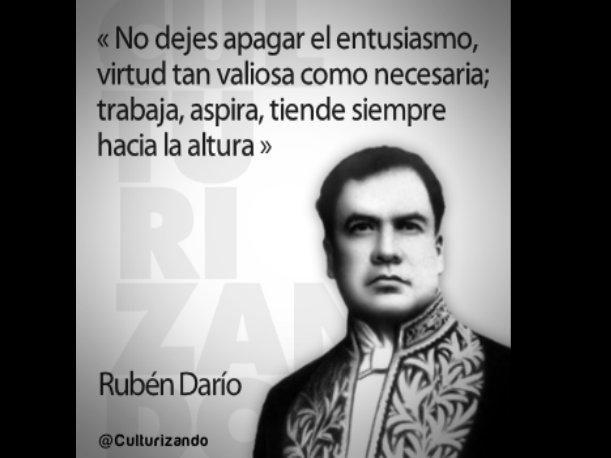 Efemérides del 6 de febrero: Muere Rubén Darío, poeta nicaragüense ...
